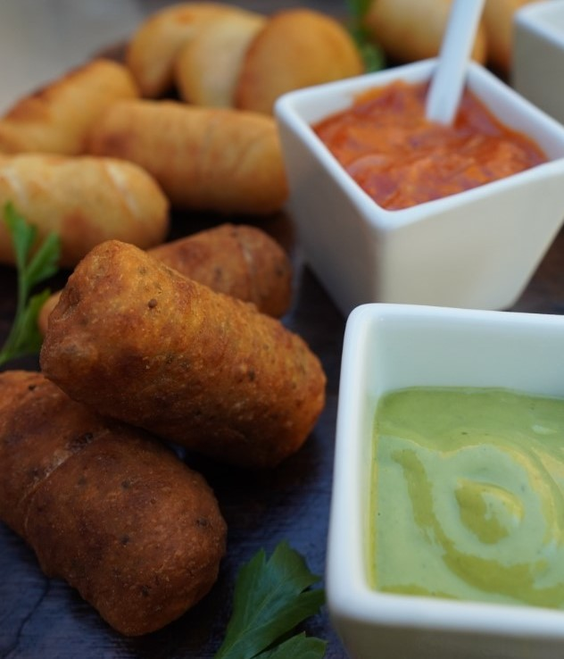 Catering appetizer Tequenos