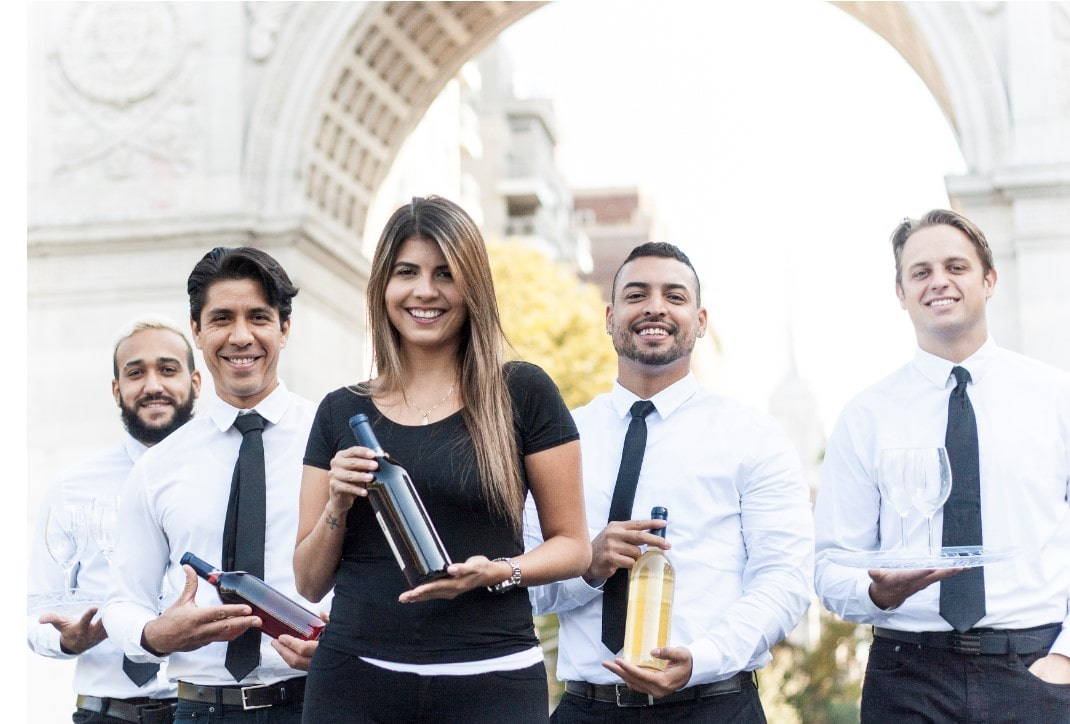 Wait Staff for Hire | NYE