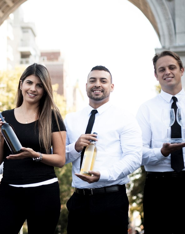 bartender for hire in NYC