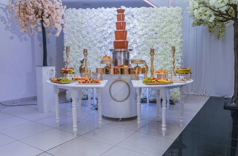Hire a Chocolate Fountain in New York