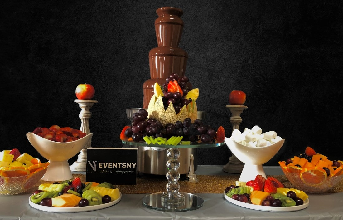 Chocolate Fountain rental NYC