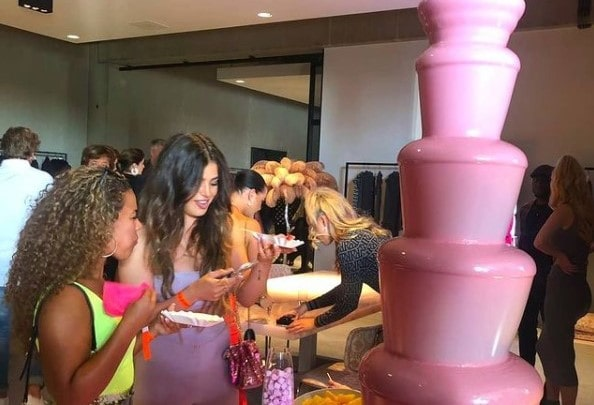 rental chocolate fountain in NYC NYC