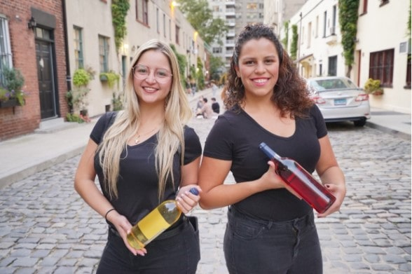 Waitress for hire in NYC