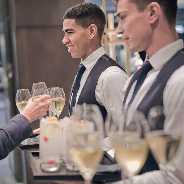 Wedding servers in New York