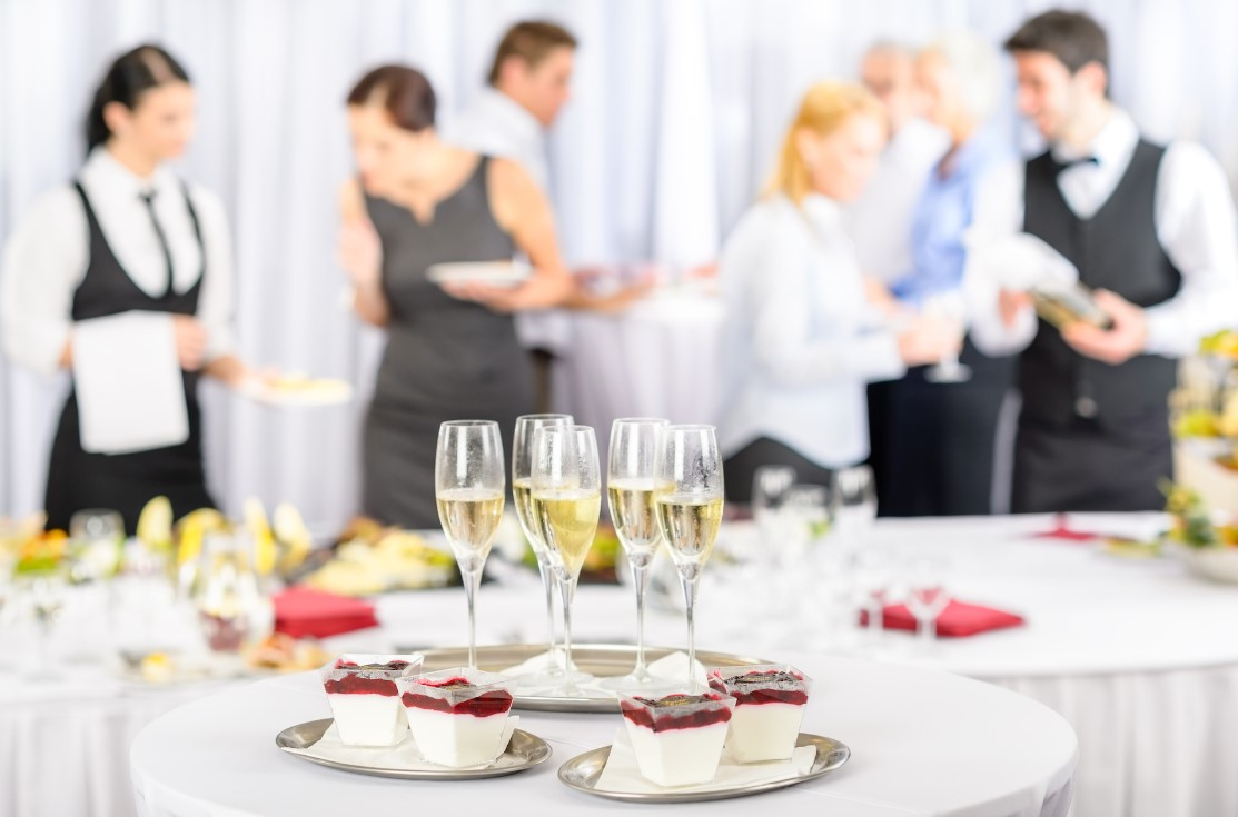 catering style services in nyc NYE