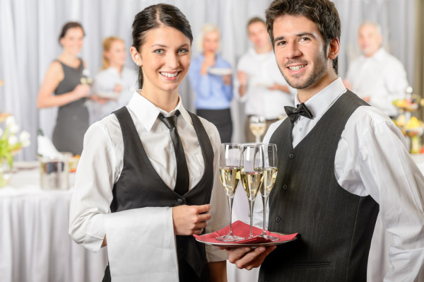 Style of catering services